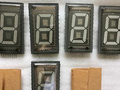 ONLY 1-pc UNIQUE RARE LARGE VINTAGE XXXL SIZE DISPLAY FOR NIXIE TUBE CLOCK