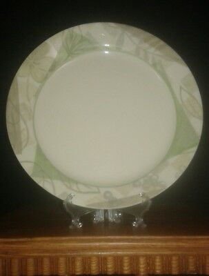 CORELLE TEXTURED LEAVES Dinner Plates - $7.49 | PicClick