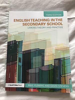 NEW - English Teaching in the Secondary School- 3rd edition