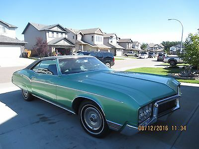 Buick: Riviera 2 Dr. Used Mint 1970 Buick Riviera