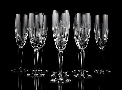 Lenox Clarity Crystal Champagne Flutes, Set of (9)
