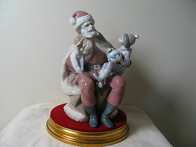 Lladro Christmas Wish Figurine #5711 With Box