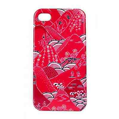 Coque iPhone 5 5S SE Red Hawaii Meat Japan - Plastique