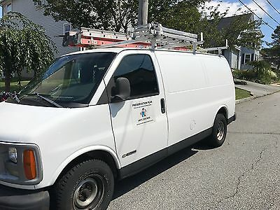 2001 Chevrolet Express  GREAT RUNNING WORK VAN