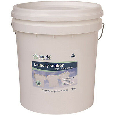 Abode Laundry Soaker High Performance 15kg