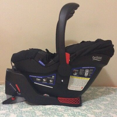BRITAX B Safe 35 Elite Infant Car Seat With Base
