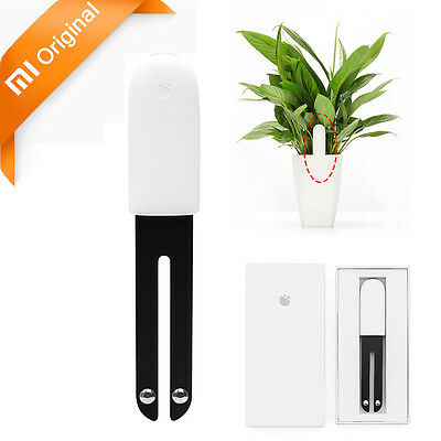 Xiaomi mi Flora Monitor Grass Flower Care Soil Water Light Smart Meter Sensor