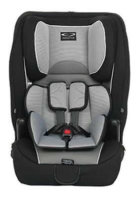 Baby Love Ezy Grow EP Harnessed Convertible Baby Car Seat Silver 6mths - 8 yrs