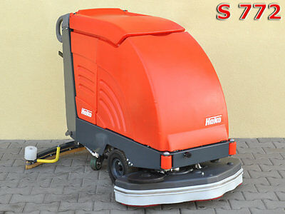 HAKO Hakomatic B 855 SCRUBBER DRYER / 95 mth / 1800£ 0% TAX