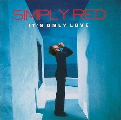 It's Only Love, Simply Red, Very Good CD