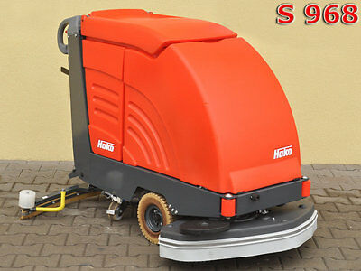 HAKO Hakomatic B 855 SCRUBBER DRYER / 897 mth / 1800£ 0% TAX