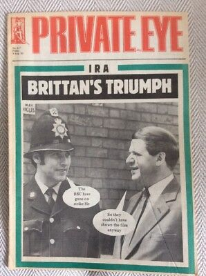 Private Eye No 617 9 Aug 1985