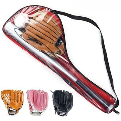 1Set Healthy Sport Soft Baseball Bat Glove and Fitness Ball Set for Kids 61cm
