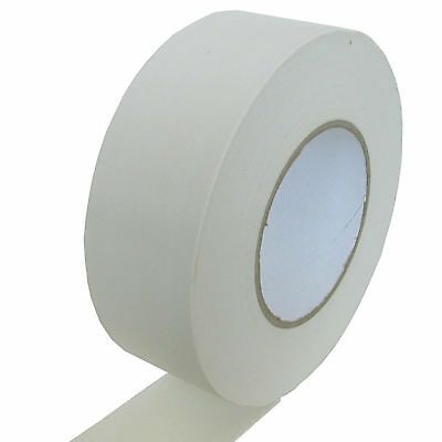 Gaffa Tape stage-band 50mm x 50m White Fabric Adhesive Tape