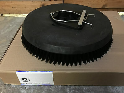 Brush to fit Tennant 5680 Scrubber Drier 16 inch stiff 1mm Poly Brush