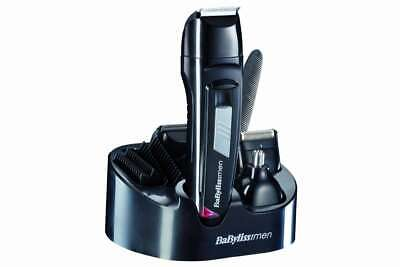 Haartrimmer Multi 8 for men Multifunktionstrimmer 8in1 BABYLISS E824E