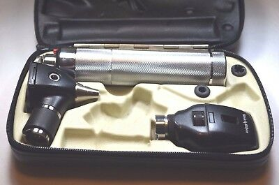 Welch Allyn Diagnostic Set 20000A Otoscope 11710 Ophthalmoscope