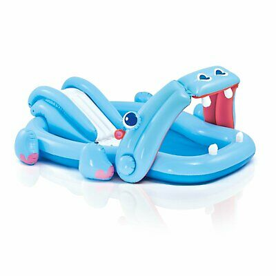 Intex Hippo Play Centre Paddling Pool - 57150NP