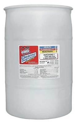 OIL EATER AOD5535389 Cleaner Degreaser,Water-Based,55 Gal