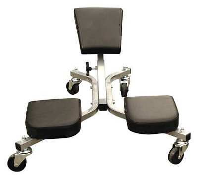 KEYSCO TOOLS 78033 Knee Saver Work Seat, Steel, 28 in. L