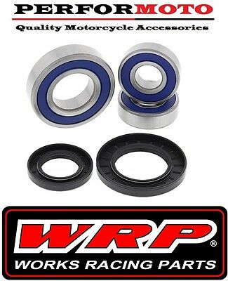 WRP Rear Wheel Bearing Kit Suzuki GSXR1300R Hayabusa 2013 - 2014