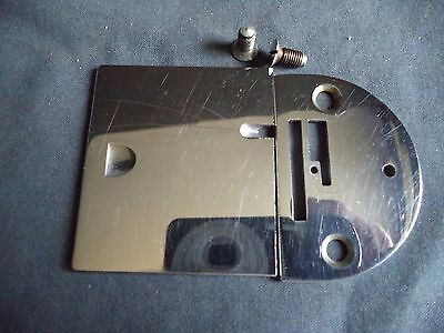 Vintage Singer Sewing Machine-Bobbin Cover/throat Plate 99/66/185