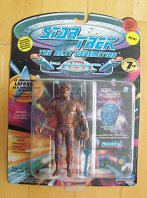 STAR TREK - TNG - LaFogre as Tarchannen III Alien OVP 1994 Playmates