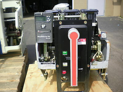 GE AKR-5A-50 1600A Air Circuit Breaker with MicroVersaTrip PM Trip Unit
