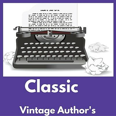 CLASSIC AUTHORS EBOOK COLLECTION - Kindle~eReader~Nook~Kobo|FREE BONUS|Data DVD