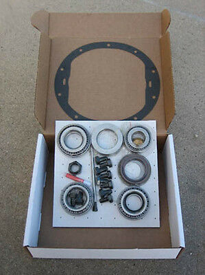 "GM 8.5"" 10-Bolt Chevy Front Master Bearing Install Kit"