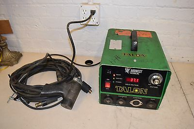Midwest Fasteners Talon Capacitor Discharge Cuphead Stud Welder w/ Accessories