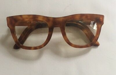 JCrew Super by RETROSUPERFUTURE Ciccio Eyeglasses In Tortoise Brown