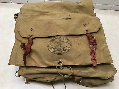 Vintage Boy Scout Yucca Pack #574