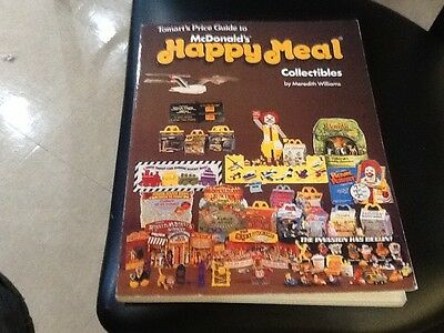 Tomart's price guide to McDonald's happy meal collectibles by Meredith Williams