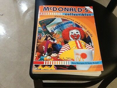 McDonald's collectibles identification and value guide Gary Henriques 1999 softc