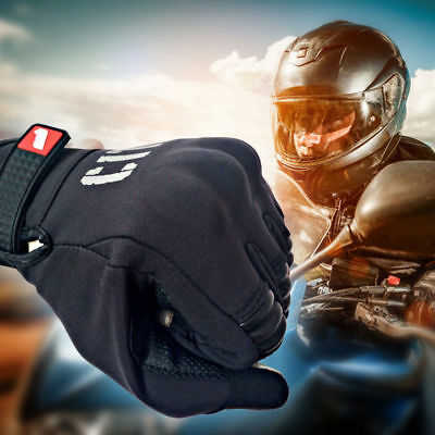 Motorcycle Glove Summer Glove Full Finger Screen Touch Cycling Racing Reflective