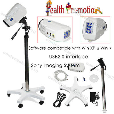 Digital Electronic Colposcope EC100, Sony image System, USB PC Software+Bracket
