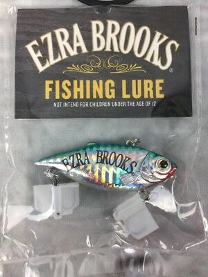 Ezra Brooks fishing Lure Brand New