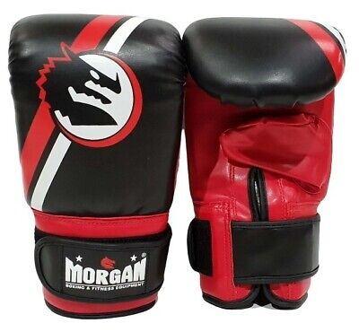 MORGAN Classic Boxing Bags Mitts Boxing Gloves TrainingMuay Thai Punch Sparrin