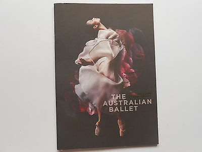 ## The Australian Ballet 2015 Season Programme - As New Condition