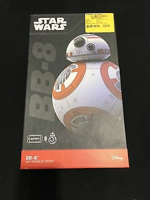 Star Wars Sphero BB-8 App-Enabled Droid Smart Toy For iOS/ Android Brand New
