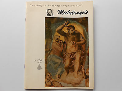 ## Michelangelo - The Last Judgment - Margaretta Saliger - Portfolio Edition