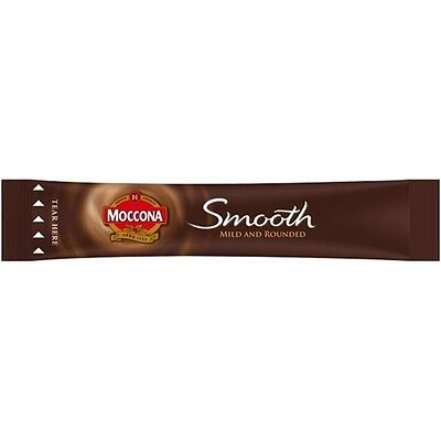 Moccona Smooth Instant Coffee Sticks 1.7g, Carton of 1000!