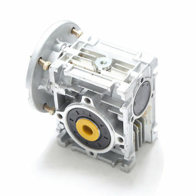 NMRV030 Worm-Gear Reducer Ratio 7.5 10 15 20 25 30 40 50:1 63B5/63B14 9mm