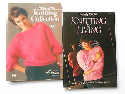 ## Family Circle - Knitting Colection & Knitting For A Living