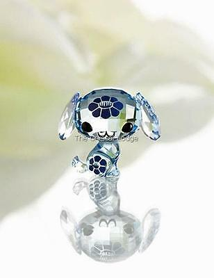 Swarovski Lovlot Zodiacs Wan Wan The Dog 5004520 Mint Boxed Retired Rare