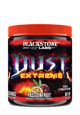 E-mBLACKSTONE LABS - DUST EXTREME 30 SERVINGS - ORIGINAL USA VERSION PRE-WORKOUT