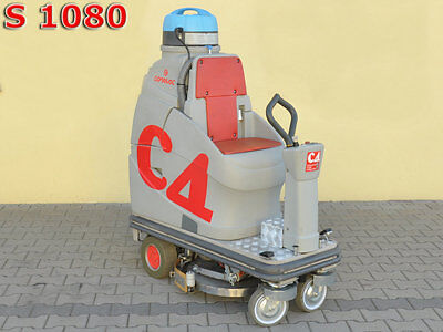 COMAC C4 SCRUBBER DRYER / 4x DISC BRUSH / 475 mth / 1700 £ 0% TAX