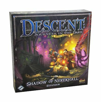 Descent Second Edition: Shadow of Nerekhall Expansion