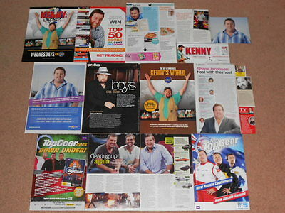 15+ SHANE JACOBSON Magazine Clippings